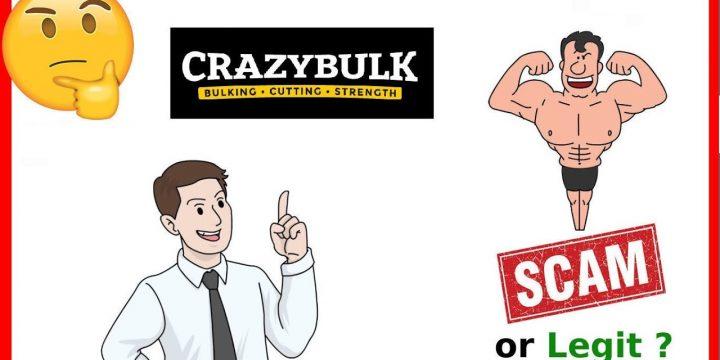 CrazyBulk: Legit Or Scam?